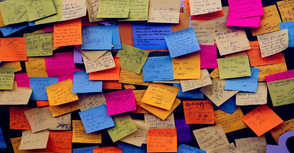 Unutmamak İçin Not Alın