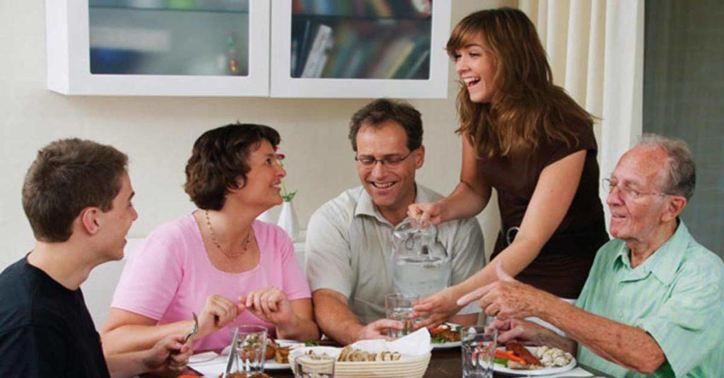 Aile İçi İlişkileri Geliştirmek