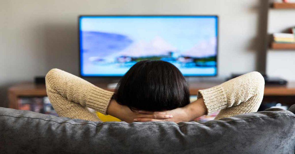 Ders Arasında TV İzlemek
