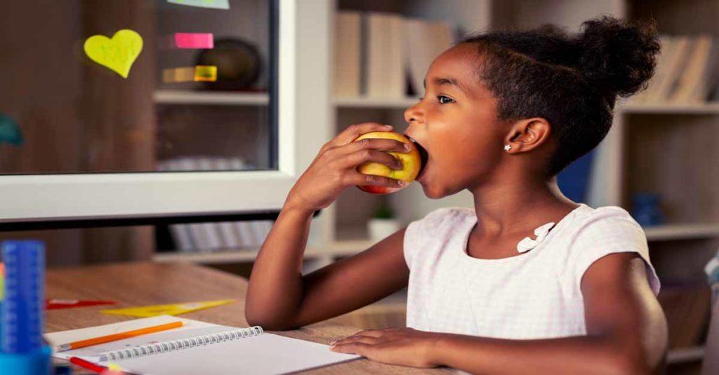 Ders Çalışırken Yeme İçme