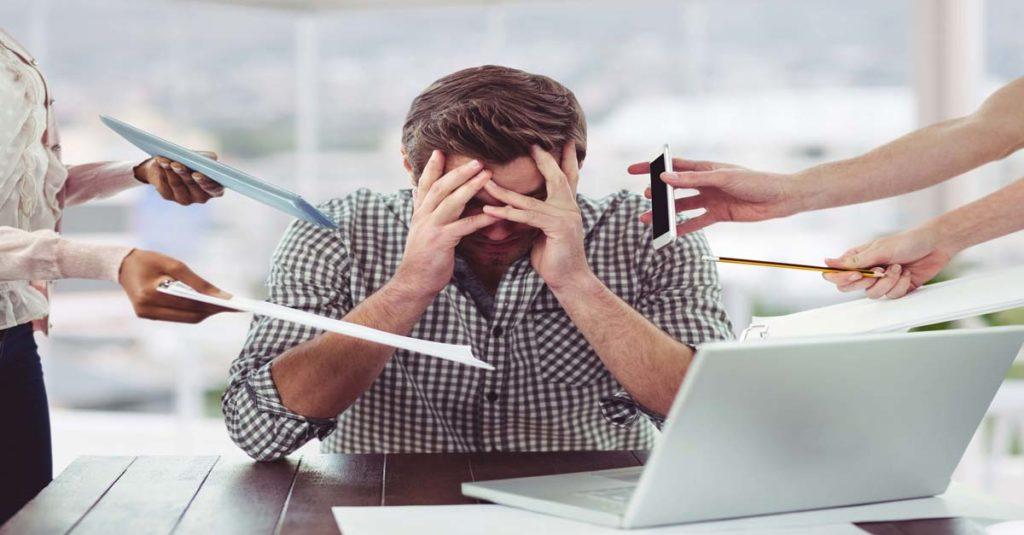 İş Stresinin Hayatımız Üzerindeki Etkileri