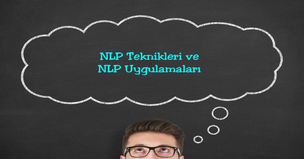 NLP Teknikleri ve Uygulamaları