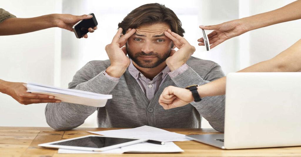 İş Hayatı İçerisinde Stresi Oluşturan Etmenler