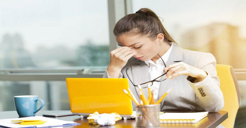 İş Yerinde Stres Belirtileri