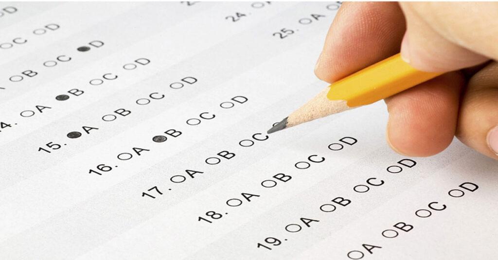 Test Sınavları Nasıl Çözülmelli?